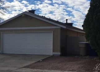 Pre Foreclosure in Tucson 85730 E LEILA DR - Property ID: 1262858771