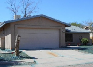 Pre Foreclosure in Tucson 85746 W OLVERA DR - Property ID: 1262899948