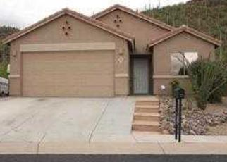 Pre Foreclosure in Tucson 85746 W MOUNTAIN DEW ST - Property ID: 1262906503