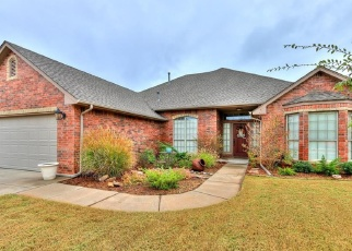 Pre Foreclosure in Edmond 73013 NW 158TH ST - Property ID: 1263567399