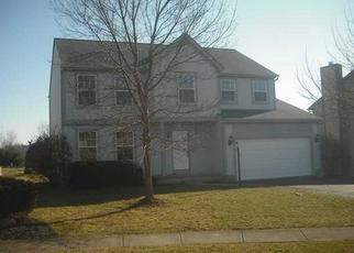 Pre Foreclosure in Canal Winchester 43110 CRIST CT - Property ID: 1263688733