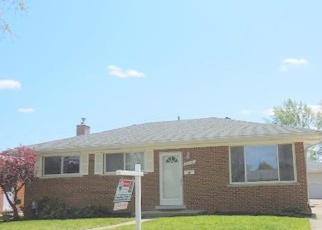 Pre Foreclosure in Warren 48092 PARENT AVE - Property ID: 1263773696