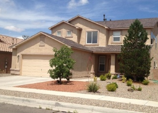 Pre Foreclosure in Albuquerque 87114 CALLE PLACIDO NW - Property ID: 1264300576