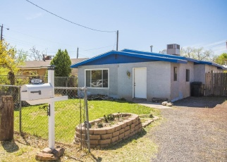 Pre Foreclosure in Albuquerque 87105 ARENAL RD SW - Property ID: 1264338235