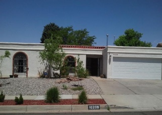 Pre Foreclosure in Albuquerque 87111 JILES DR NE - Property ID: 1264370201