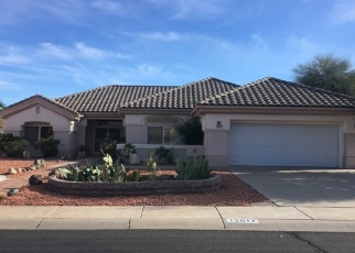 Pre Foreclosure in Sun City West 85375 W HERITAGE DR - Property ID: 1264574755