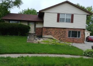 Pre Foreclosure in Hazel Crest 60429 BORDEAUX CT - Property ID: 1265395957
