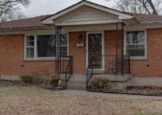 Pre Foreclosure in Louisville 40258 GRETA AVE - Property ID: 1265470396