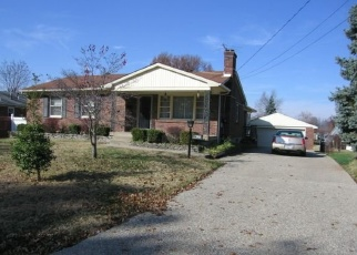 Pre Foreclosure in Louisville 40219 BURNT CEDAR LN - Property ID: 1265595667