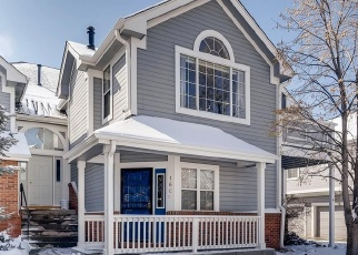 Pre Foreclosure in Littleton 80123 S AMMONS ST - Property ID: 1265739764