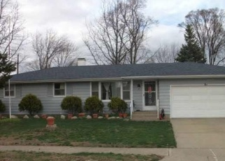 Pre Foreclosure in Elkhart 46517 SUNRISE DR - Property ID: 1265971444
