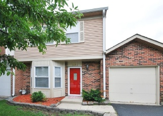 Pre Foreclosure in Carol Stream 60188 ASH CT - Property ID: 1266091899