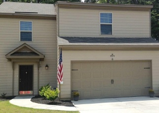 Pre Foreclosure in Cartersville 30120 BARTLETT DR - Property ID: 1266516280