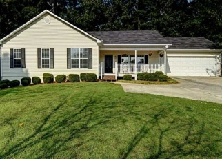 Pre Foreclosure in Woodstock 30188 OSCO PKWY - Property ID: 1266639354