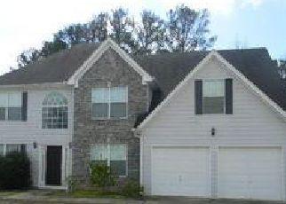 Pre Foreclosure in Atlanta 30349 SNOWDEN DR - Property ID: 1266650296