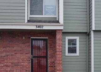 Pre Foreclosure in Denver 80231 E ARKANSAS AVE - Property ID: 1266887239