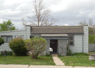 Pre Foreclosure in Englewood 80110 W WESLEY AVE - Property ID: 1266979215