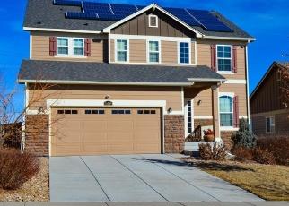 Pre Foreclosure in Aurora 80016 E BRANDT AVE - Property ID: 1266984477