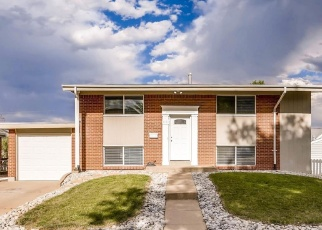 Pre Foreclosure in Englewood 80110 S ELIOT ST - Property ID: 1267001109