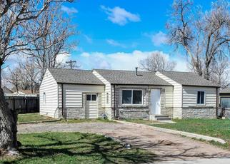 Pre Foreclosure in Commerce City 80022 OLIVE ST - Property ID: 1267037922