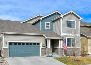 Pre Foreclosure in Fort Collins 80524 NOQUET CT - Property ID: 1267056748