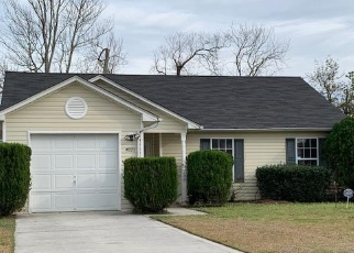 Pre Foreclosure in North Charleston 29418 NAPOLEON DR - Property ID: 1267260401