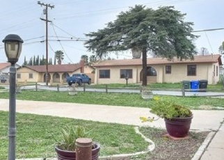 Pre Foreclosure in Fontana 92335 PINE AVE - Property ID: 1267305513