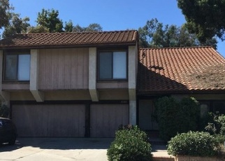 Pre Foreclosure in Whittier 90601 CANYON MEADOWS DR - Property ID: 1267306833