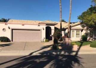 Pre Foreclosure in Scottsdale 85260 E CHARTER OAK DR - Property ID: 1267914291