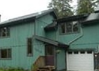 Pre Foreclosure in Juneau 99801 WEE BURN DR - Property ID: 1267967280