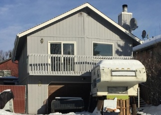 Pre Foreclosure in Anchorage 99518 SORCERER CT - Property ID: 1267971225