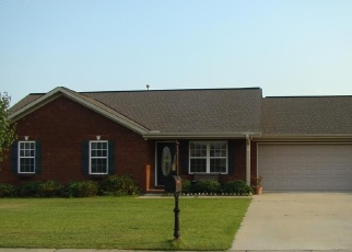 Pre Foreclosure in Vance 35490 MEADOW RUN DR - Property ID: 1268002322