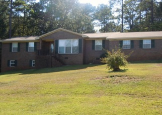 Pre Foreclosure in Alexander City 35010 ROBINHOOD DR - Property ID: 1268085994