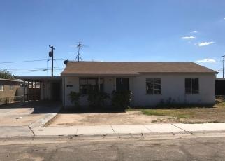 Pre Foreclosure in Yuma 85365 E 25TH PL - Property ID: 1268125398