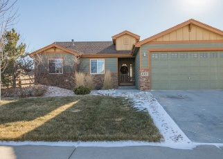 Pre Foreclosure in Greeley 80634 W 13TH STREET RD - Property ID: 1268233582
