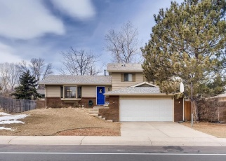 Pre Foreclosure in Greeley 80634 49TH AVE - Property ID: 1268234454