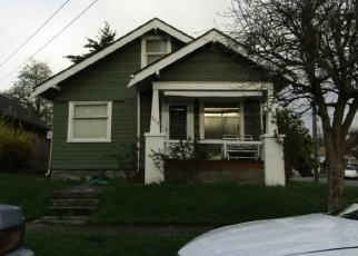 Pre Foreclosure in Tacoma 98408 S CUSHMAN AVE - Property ID: 1268327299