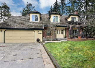 Pre Foreclosure in Redmond 98052 NE 25TH WAY - Property ID: 1268338696