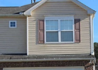 Pre Foreclosure in Raleigh 27613 ROAN MOUNTAIN PL - Property ID: 1268341317
