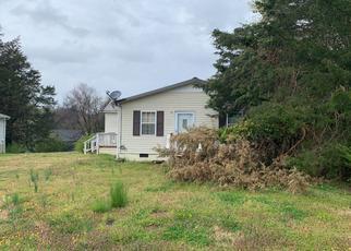 Pre Foreclosure in Clarksville 23927 CAROLINA AVE - Property ID: 1268379422