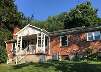 Pre Foreclosure in Marion 24354 W CHERRY ST - Property ID: 1268383363