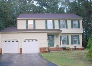 Pre Foreclosure in Chester 23831 HEATHSTEAD CT - Property ID: 1268430674