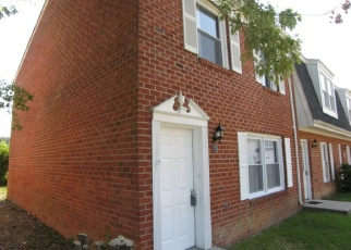Pre Foreclosure in Newport News 23608 SUSAN CONSTANT DR - Property ID: 1268431996