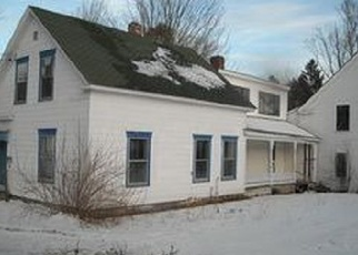 Pre Foreclosure in Dexter 04930 MAIN ST - Property ID: 1268544544