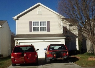 Pre Foreclosure in Charlotte 28212 WALLACE CREEK LN - Property ID: 1268880466