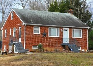 Pre Foreclosure in Brandywine 20613 BRANDYWINE HEIGHTS RD - Property ID: 1269161649