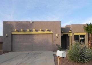 Pre Foreclosure in Tucson 85746 W MOUNTAIN DEW ST - Property ID: 1269242227