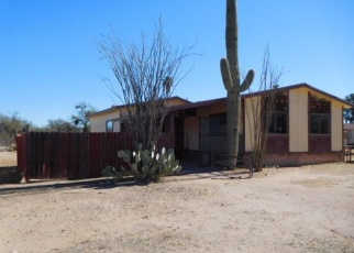 Pre Foreclosure in Tucson 85756 S CREEGER RD - Property ID: 1269256691