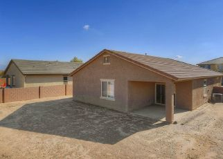 Pre Foreclosure in Marana 85653 W FAYES GLEN DR - Property ID: 1269257567
