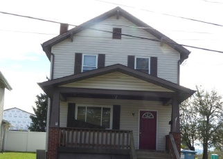 Pre Foreclosure in Uniontown 15401 BRADBURY ST - Property ID: 1269626780